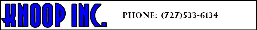 Knoop Drywall Logo